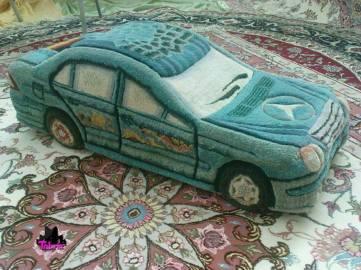 Mercedes-Benz carpet